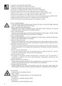 INSTRUCTION AND MAINTENANCE MANUAL - Page 5