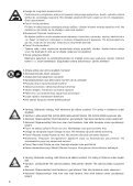 INSTRUCTION AND MAINTENANCE MANUAL - Page 7