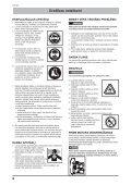 EK atbilstības deklarācija - Jonsered - Page 6