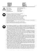 INSTRUCTION AND MAINTENANCE MANUAL FIN - Page 4