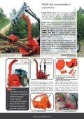 TEHOKKAAT JA TUOTTAVAT LAIKKAHAKKURIT - Farmi Forest - Page 5