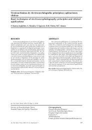 Técnicas básicas de electroencefalografía: principios y aplicaciones ...