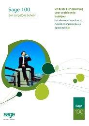 Brochure Sage 100 - Megabyte