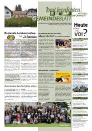 Vorchdorf Singles Treffen Bad Leonfelden