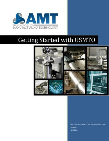 Quick Start User's Manual - usmto