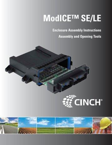 ModICE™ SE/LE - Cinch Connectors