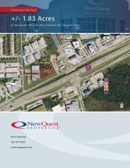 +/- 1.83 Acres - NewQuest Properties