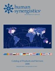 team development - Human Synergistics Srbija