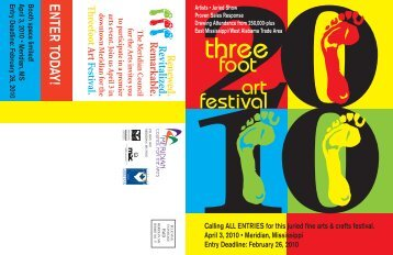 festival - Meridian Council for the Arts
