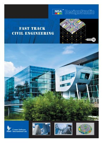 NISA DESIGN STUDIO Brochure - Wilde Analysis