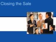 Closing Sales - iMAG