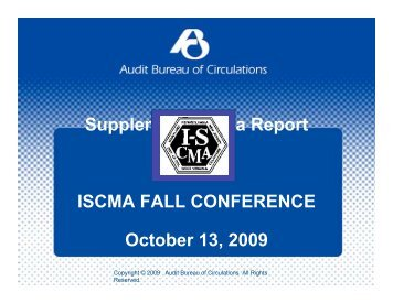 ABC – The Organization - I-SCMA