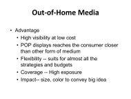 Guerrilla Marketing - PowerPoint Presentation - Full version
