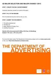 AD Major Selection-Change 1-2013.pdf