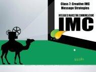 Class 7-Creative IMC Message Strategies.pdf