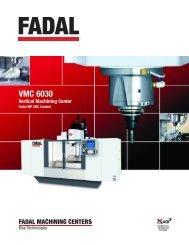 VMC 6030 - Compumachine