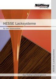 Hesse PUR - Nüßing GmbH
