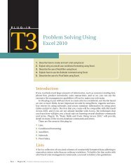 Tech Plug-In 3 - McGraw-Hill Higher Education