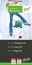 Unfallmax. 3.0 - NV Versicherung