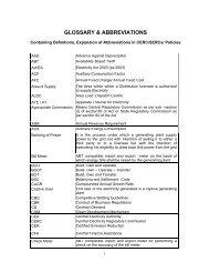 GLOSSARY & ABBREVIATIONS - Ireda