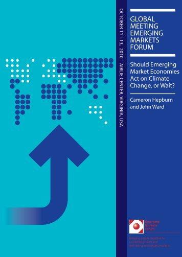 Climate Change Paper.pdf - Emerging Markets Forum