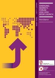 Tokyo First Glance.pdf - Emerging Markets Forum