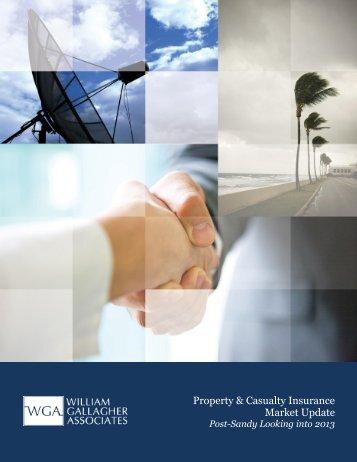 U.S. P&C Insurance Market Update - William Gallagher Associates