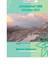 pdf-download 2,3 MB - DAV - Sektion Ingolstadt