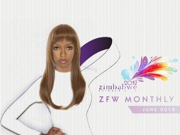 JUNE EDITION - Zimbabwe Fashion Week