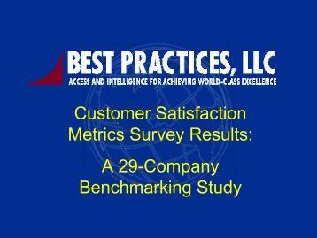Customers - Best Practices, LLC