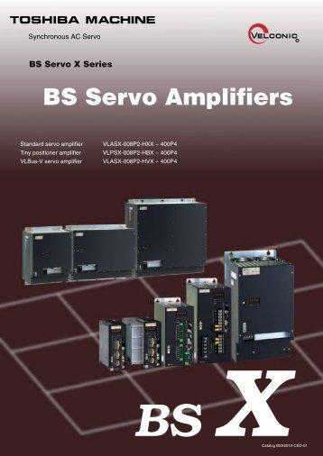 BS Servo Amplifiers