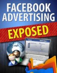 Facebook Advertising Exposed - Viral PDF Generator
