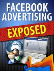 Facebook Advertising Exposed - Viral PDF Generator