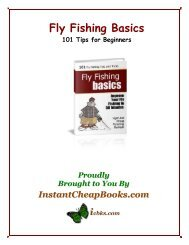 101 Fly Fishing Tips for Beginners - Viral PDF Generator