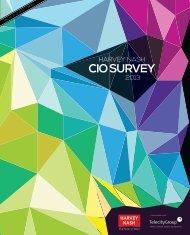 CIO SURVEY - Harvey Nash
