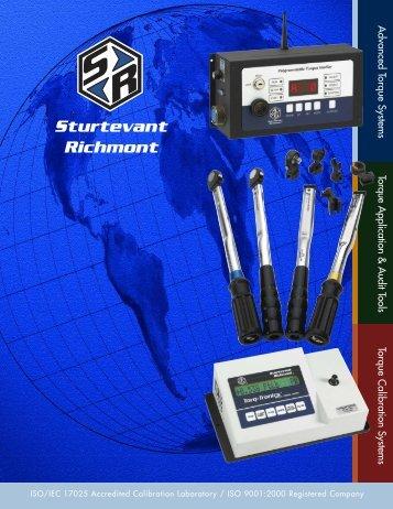 Sturtevant Richmont - Rowe Sales & Service Inc.
