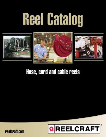 Reelcraft Catalog - Rowe Sales & Service Inc.