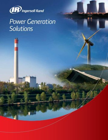 Power Generation Solutions - Rowe Sales & Service Inc.