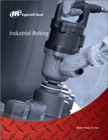Industrial Bolting - Unimaq