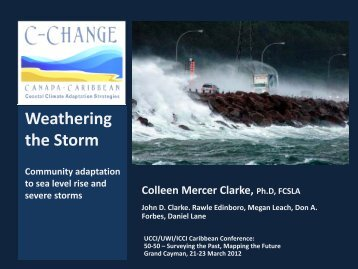 Weathering the Storm - C-Change | Coastal Climate Adaptation ...