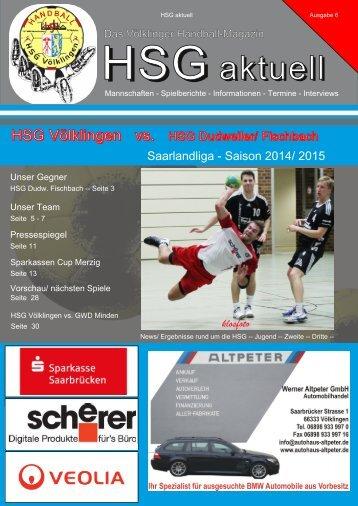 14/01/15 vs. HSG Dudweiler Fischbach