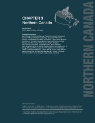 Northern Canada - C-Change