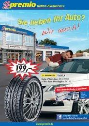 inklusive Montage, Wuchten, Felge und Ventil. - Premio Reifen + ...