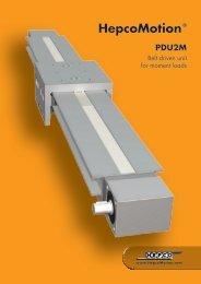 HepcoMotion® PDU2M - Brd. Klee A/S