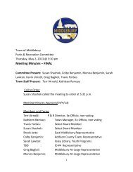 Meeting Minutes – FINAL - town-of-midd