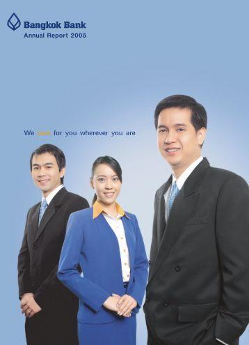 Annual Report 2005 |Bangkok Bank Public ... - Asianbanks.net