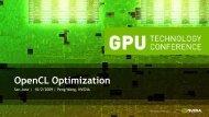Opencl Optimization