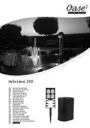 InScenio 230 - Oase
