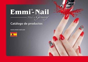 Emmi-Nail Catálogo de productos Spanien