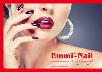 Emmi-Nail Katalog Italien 2015